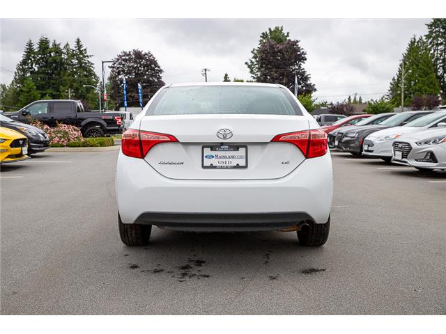 2018 Toyota Corolla LE (Stk: P6401) in Vancouver - Image 6 of 30