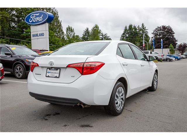 2018 Toyota Corolla LE (Stk: P6401) in Vancouver - Image 7 of 30