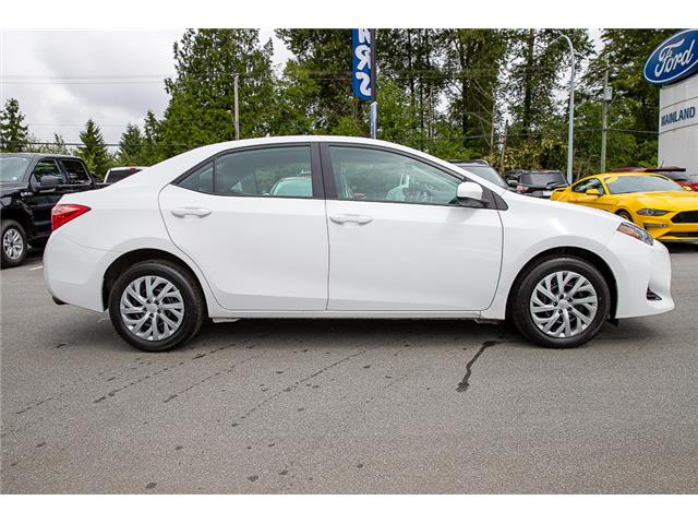 2018 Toyota Corolla LE (Stk: P6401) in Vancouver - Image 8 of 30