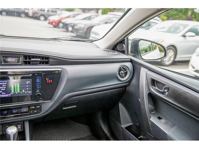 2018 Toyota Corolla LE (Stk: P6401) in Vancouver - Image 18 of 30