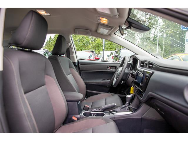 2018 Toyota Corolla LE (Stk: P6401) in Vancouver - Image 21 of 30