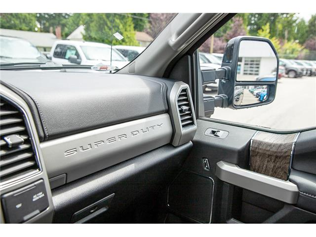 2019 Ford F-350 Lariat (Stk: 9F37646) in Vancouver - Image 29 of 30