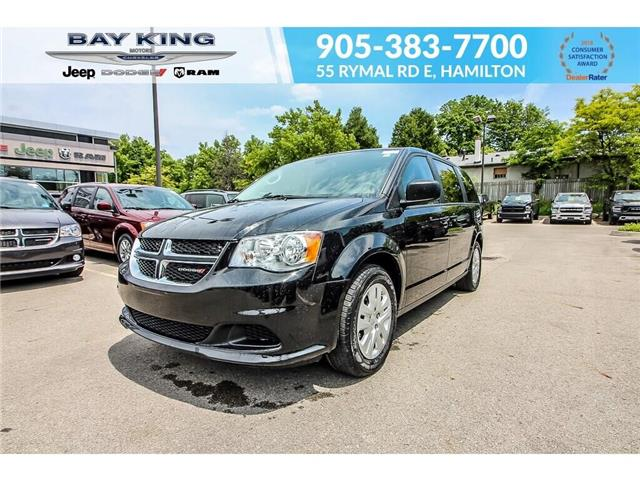 2019 Dodge Grand Caravan CVP/SXT (Stk: 193582) in Hamilton - Image 1 of 25