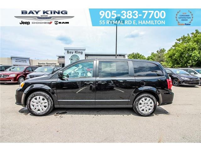 2019 Dodge Grand Caravan CVP/SXT (Stk: 193582) in Hamilton - Image 2 of 25
