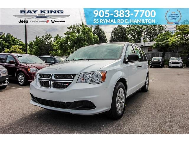 2019 Dodge Grand Caravan CVP/SXT (Stk: 193587) in Hamilton - Image 1 of 20