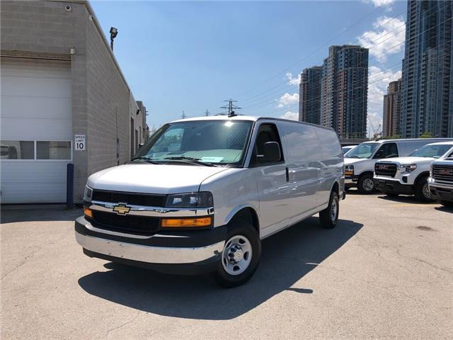 2019 Chevrolet Express 3500 New 2019 Express 3500 Ext'd Cargo Van Shelving!!! (Stk: NV95263) in Toronto - Image 1 of 20