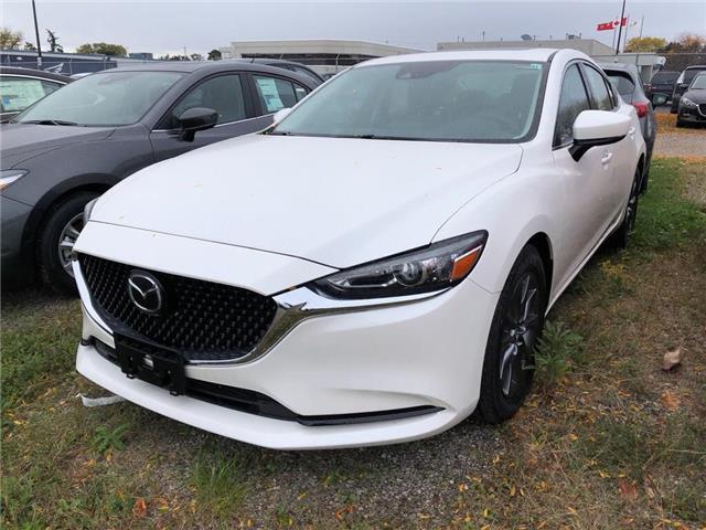 2018 Mazda MAZDA6  (Stk: 180243) in Burlington - Image 1 of 5