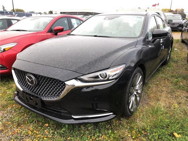 2018 Mazda MAZDA6 Signature (Stk: 180968) in Burlington - Image 1 of 5