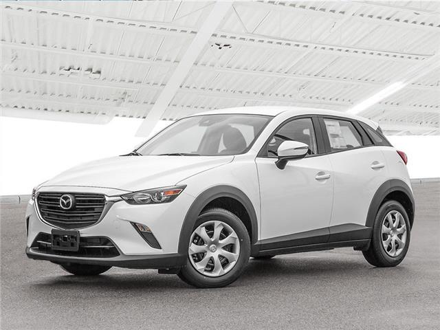 2019 Mazda CX-3 GX (Stk: 196498) in Burlington - Image 1 of 23