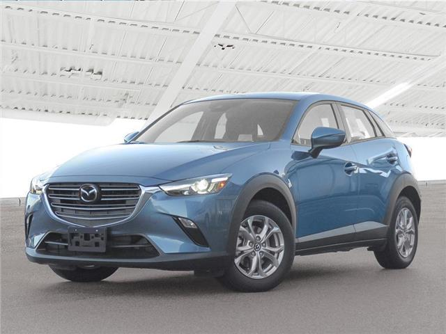 2019 Mazda CX-3 GS (Stk: 197775) in Burlington - Image 1 of 23