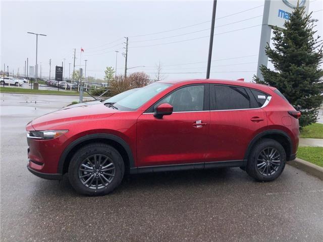 2019 Mazda CX-5 GS (Stk: 16490) in Oakville - Image 2 of 5