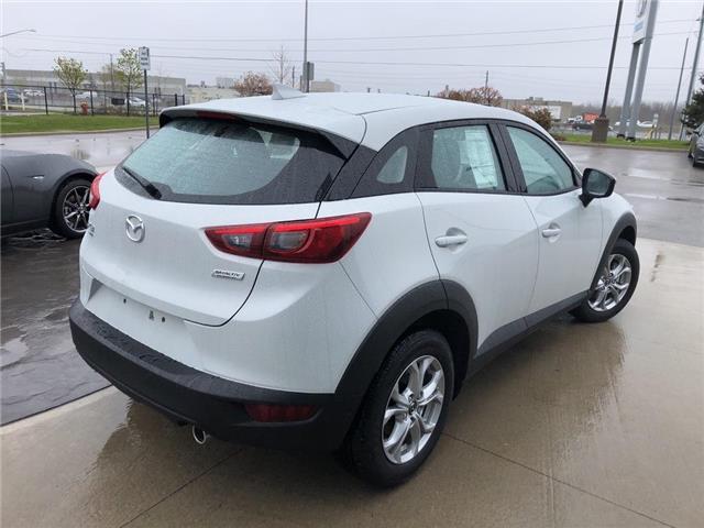 2019 Mazda CX-3 GS (Stk: 16500) in Oakville - Image 4 of 5