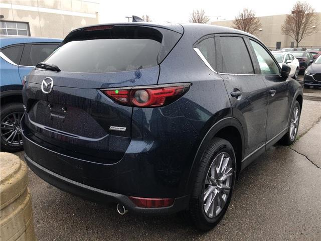 2019 Mazda CX-5 GT w/Turbo (Stk: 16512) in Oakville - Image 5 of 5