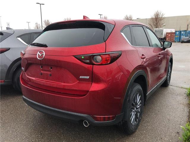 2019 Mazda CX-5 GS (Stk: 16523) in Oakville - Image 4 of 5