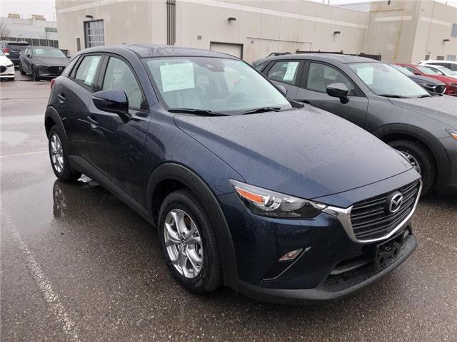 2019 Mazda CX-3 GS (Stk: 16546) in Oakville - Image 3 of 5
