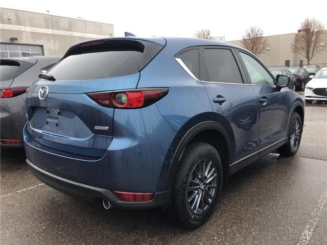 2019 Mazda CX-5 GS (Stk: 16496) in Oakville - Image 5 of 5