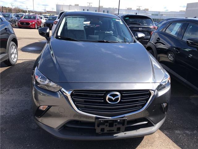 2019 Mazda CX-3 GS (Stk: 16566) in Oakville - Image 2 of 5