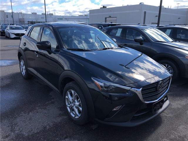 2019 Mazda CX-3 GS (Stk: 16568) in Oakville - Image 3 of 5