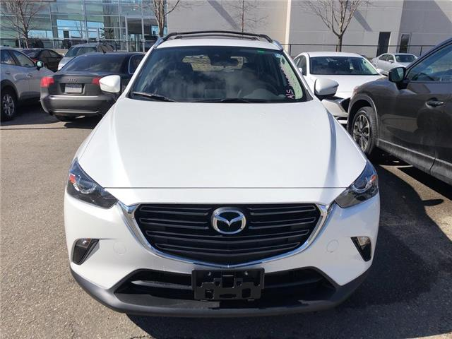 2019 Mazda CX-3 GS (Stk: 16605) in Oakville - Image 2 of 5