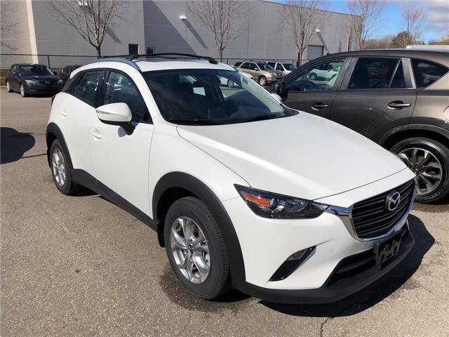 2019 Mazda CX-3 GS (Stk: 16605) in Oakville - Image 3 of 5