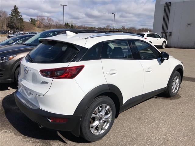 2019 Mazda CX-3 GS (Stk: 16605) in Oakville - Image 5 of 5