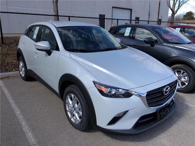 2019 Mazda CX-3 GS (Stk: 16608) in Oakville - Image 3 of 5
