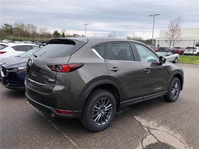 2019 Mazda CX-5 GS (Stk: 16646) in Oakville - Image 5 of 5