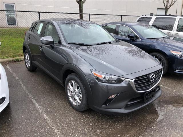 2019 Mazda CX-3 GS (Stk: 16668) in Oakville - Image 3 of 5