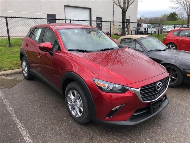 2019 Mazda CX-3 GS (Stk: 16667) in Oakville - Image 3 of 5