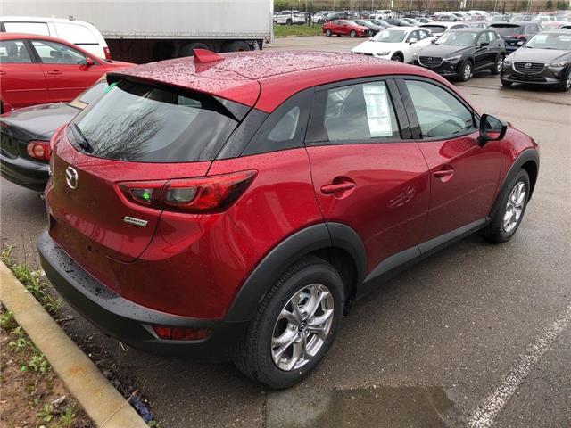 2019 Mazda CX-3 GS (Stk: 16667) in Oakville - Image 5 of 5