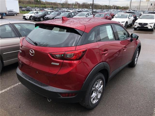 2019 Mazda CX-3 GS (Stk: 16669) in Oakville - Image 4 of 5