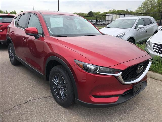 2019 Mazda CX-5 GS (Stk: 16681) in Oakville - Image 3 of 5