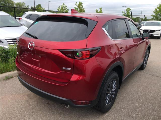 2019 Mazda CX-5 GS (Stk: 16681) in Oakville - Image 5 of 5