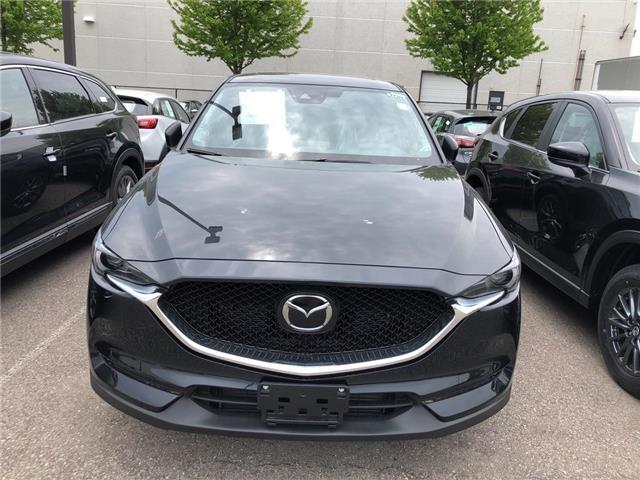 2019 Mazda CX-5 Signature (Stk: 16695) in Oakville - Image 2 of 5