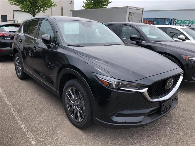 2019 Mazda CX-5 Signature (Stk: 16695) in Oakville - Image 3 of 5