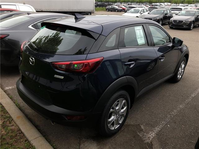 2019 Mazda CX-3 GS (Stk: 16708) in Oakville - Image 5 of 5