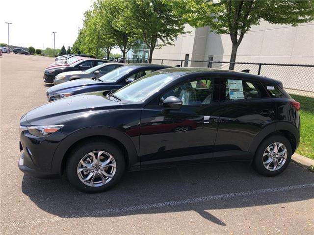 2019 Mazda CX-3 GS (Stk: 16715) in Oakville - Image 2 of 5