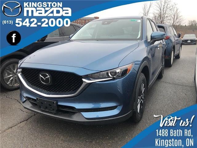 2019 Mazda CX-5 GS (Stk: 19T060) in Kingston - Image 1 of 18