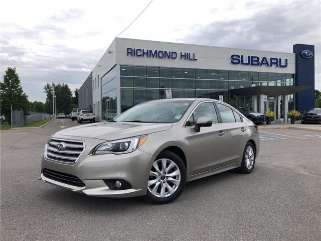 2015 Subaru Legacy 2.5i Touring Package (Stk: P03822) in RICHMOND HILL - Image 1 of 24