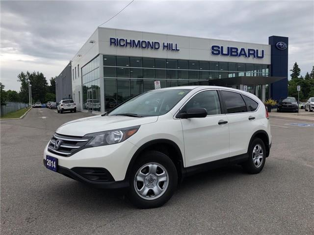 2014 Honda CR-V LX (Stk: T32448) in RICHMOND HILL - Image 1 of 22