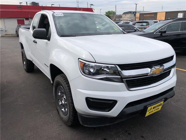 2018 Chevrolet Colorado WT (Stk: 47216) in Burlington - Image 9 of 24