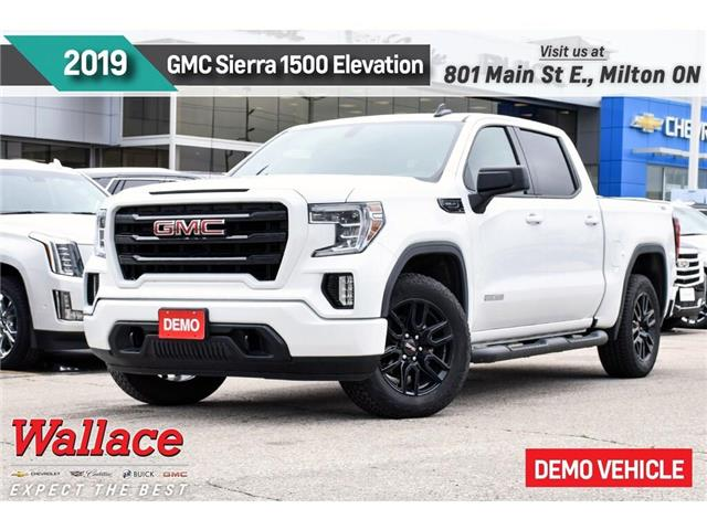 2019 GMC Sierra 1500 Elevation/DEMO/X31 PK/Z71/20S/TRLR PK/SUNRF/STPS (Stk: 167988D) in Milton - Image 1 of 29