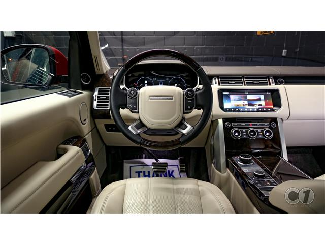 2017 Land Rover Range Rover 5.0L V8 Supercharged (Stk: CT19-280) in Kingston - Image 14 of 35