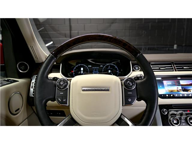 2017 Land Rover Range Rover 5.0L V8 Supercharged (Stk: CT19-280) in Kingston - Image 19 of 35