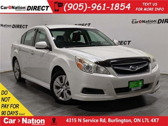 2011 Subaru Legacy 2.5 i (Stk: DRD2274A) in Burlington - Image 1 of 34