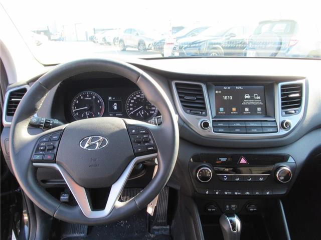 2018 Hyundai Tucson SE 2.0L (Stk: 16107A) in Toronto - Image 4 of 12