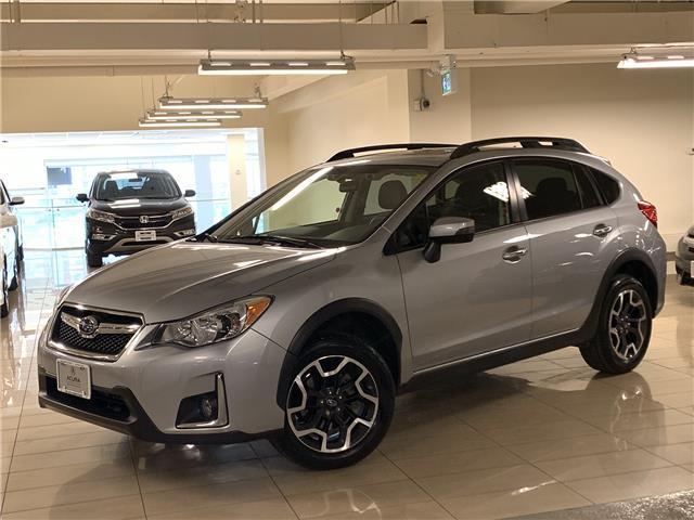 2017 Subaru Crosstrek Limited (Stk: AP3295) in Toronto - Image 1 of 32
