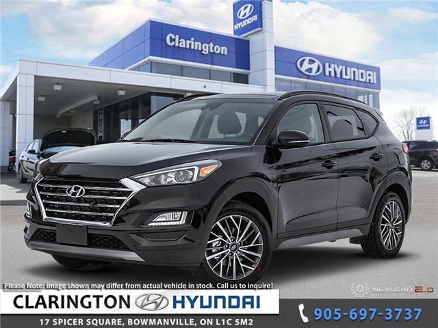 2019 Hyundai Tucson Luxury (Stk: 19485) in Clarington - Image 1 of 24