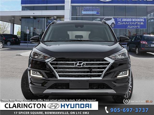 2019 Hyundai Tucson Luxury (Stk: 19485) in Clarington - Image 2 of 24