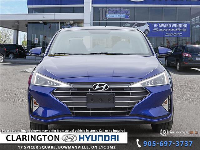 2020 Hyundai Elantra Preferred (Stk: 19480) in Clarington - Image 2 of 24